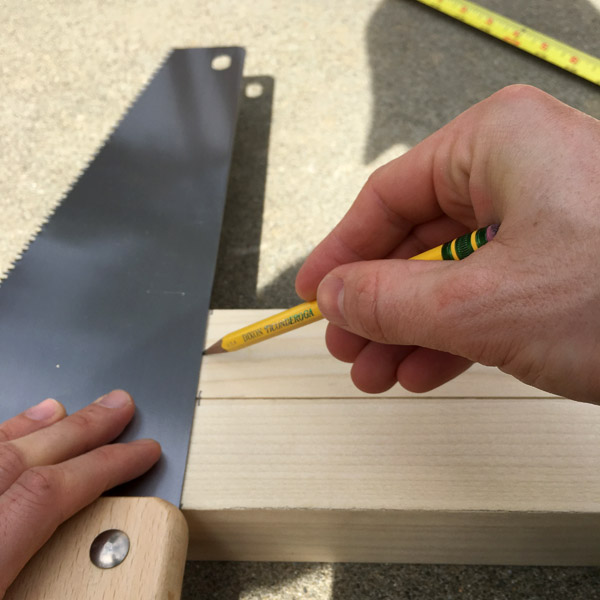 Marking Cuts On Boards