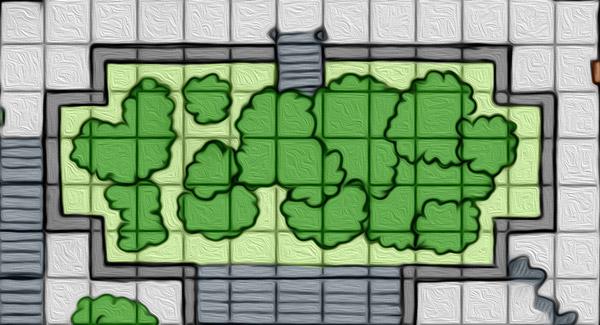 Courtyard Grove