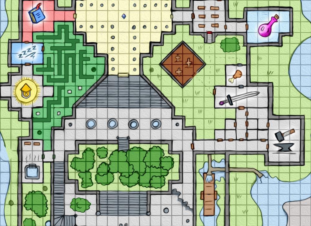D&D 5e Level 14 Adventure: The Legend of the Broke Dragon Slayers