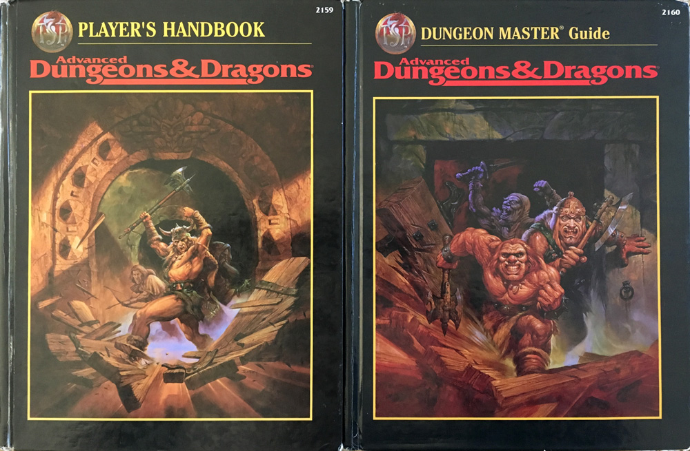 AD&D Optional Rules