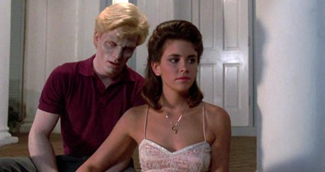 Frat Boy Zombie & Cynthia