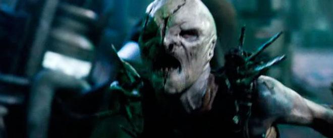 Human Zombie Alien