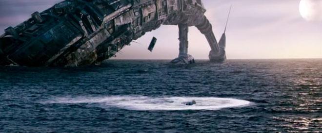Pandorum Space Ship