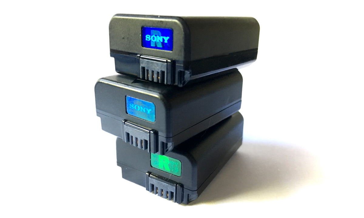 Sony Alpha Batteries