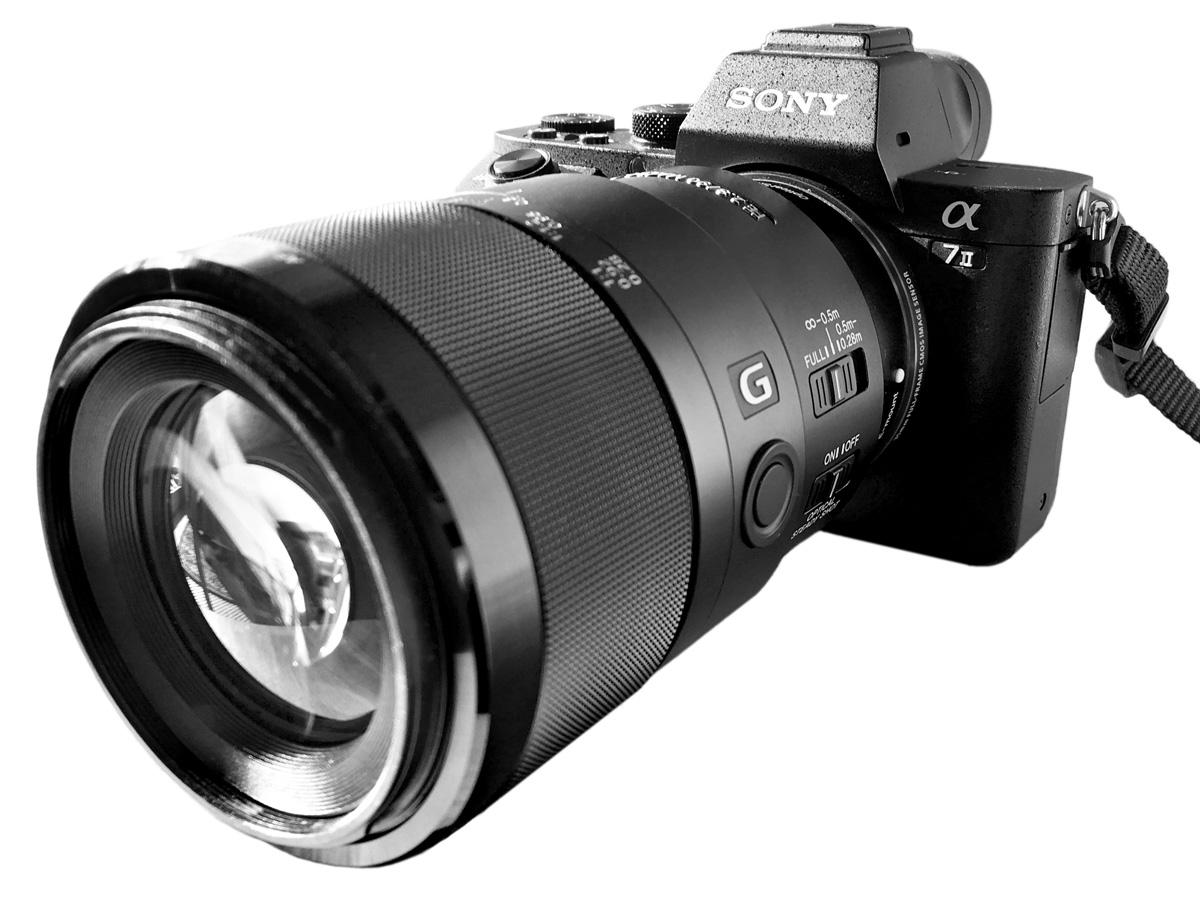 Sony 90mm f/2.8 Macro E Mount Lens Review