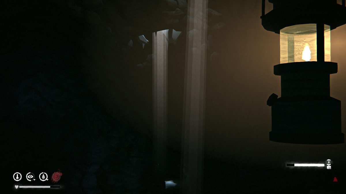 The Long Dark Lantern