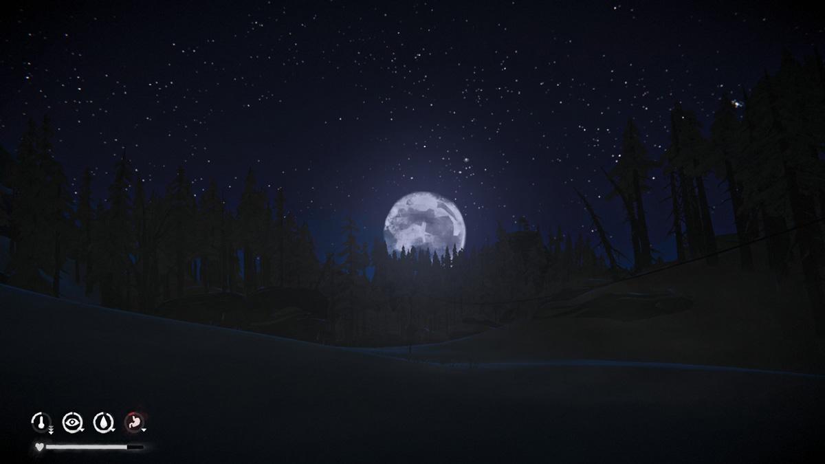 The Long Dark Moonrise