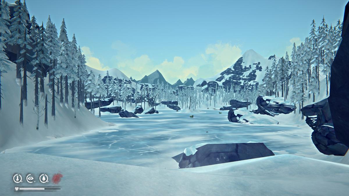 Mystery Lake