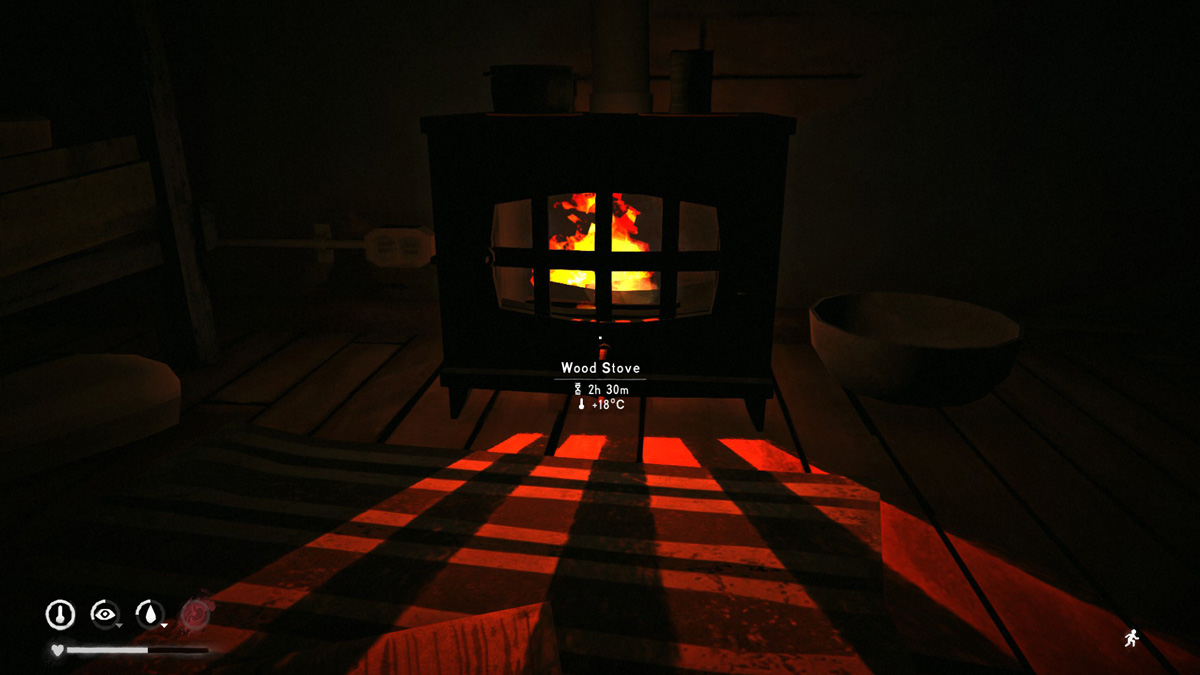 The Long Dark Stove